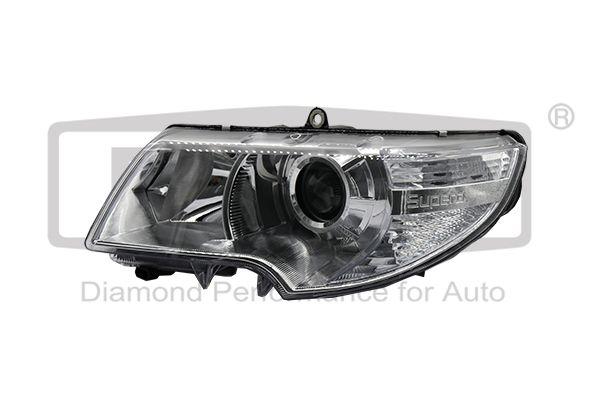 89410872502 DPA links, H3, H7, mit Elektromotor Fahrzeugausstattung: für Fahrzeuge mit Leuchtweiteregelung (elektrisch) Hauptscheinwerfer 89410872502 günstig kaufen