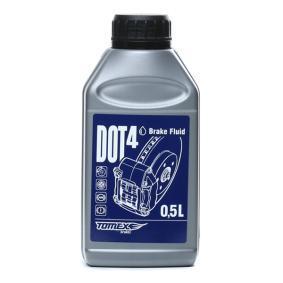 DO40 TOMEX brakes DOT 4 0,5l Bremsflüssigkeit DO-40 günstig kaufen