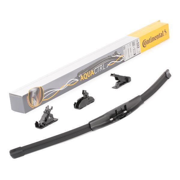 10122 Continental vorne, Flachbalkenwischblatt, AQUACTRL, 650mm Styling: mit Spoiler Wischblatt 2800011012280 günstig kaufen
