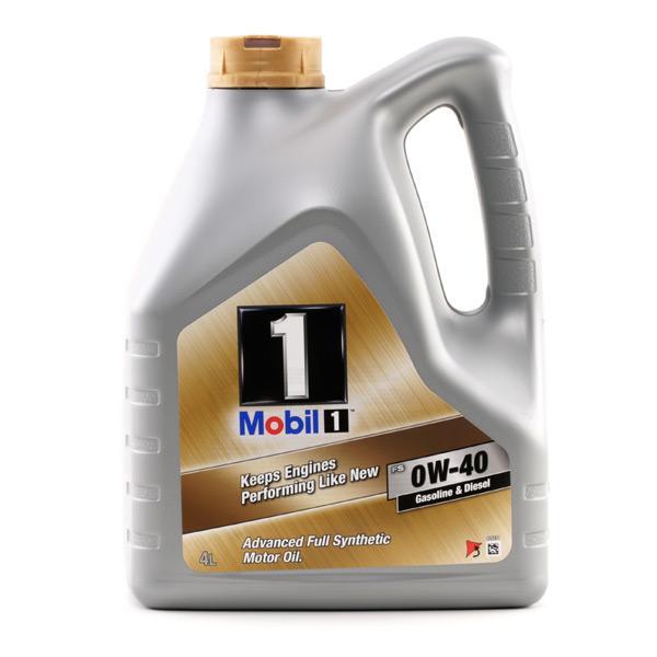 153687 MOBIL Motoröl Bewertung