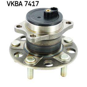 Wheel Bearing Kit VKBA 7417 for DODGE AVENGER at a discount — buy now!
