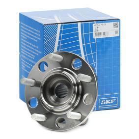 VKBA 7505 SKF med inbyggd ABS-sensor Hjullagerssats VKBA 7505 köp lågt pris