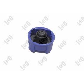 016027001 Deckel Kühlmittelbehälter ABAKUS 016-027-001 - Große Auswahl - stark reduziert