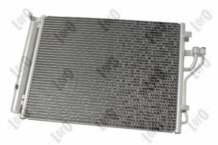 OE Original Kondensator Klimaanlage 019-016-0042 ABAKUS