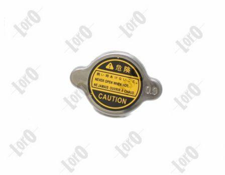 Kühlerdeckel ABAKUS 051-027-002