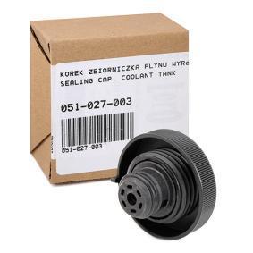 051-027-003 ABAKUS Öffnungsdruck: 1bar Verschlussdeckel, Kühlmittelbehälter 051-027-003 günstig kaufen