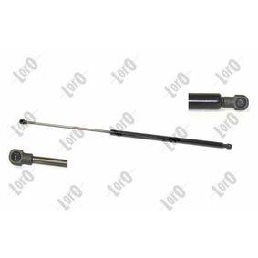 101-00-624 ABAKUS Ausschubkraft: 375N Länge: 348mm Heckklappendämpfer / Gasfeder 101-00-624 günstig kaufen
