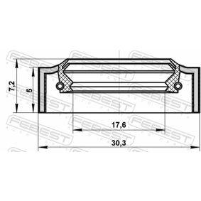95NAY19300507X Reparatursatz, Lenkgetriebe FEBEST 95NAY-19300507X - Große Auswahl - stark reduziert
