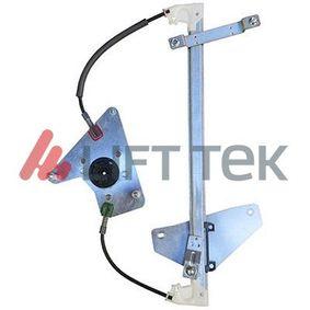 LT PG722 L LIFT-TEK vorne links, Betriebsart: elektrisch, ohne Elektromotor Türenanz.: 4 Fensterheber LT PG722 L günstig kaufen