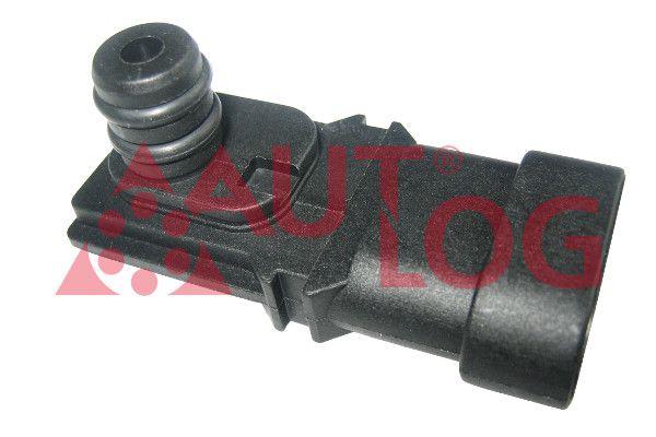 NISSAN ALMERA 2020 Sensor, Saugrohrdruck - Original AUTLOG AS4979 Pol-Anzahl: 3-polig