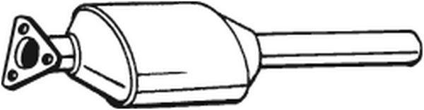 Acheter Pot catalytique BOSAL 099-056 à tout moment