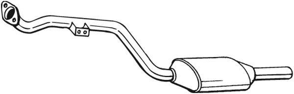 Fahrzeugkatalysator BOSAL 099-147