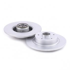 QD1271 Bremsscheiben QUARO QD1271 - Große Auswahl - stark reduziert