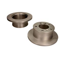 QD3675 QUARO Voll, beschichtet, ohne Radnabe, ohne Radbefestigungsbolzen Ø: 272mm, Bremsscheibendicke: 15,9mm Bremsscheibe QD3675 günstig kaufen