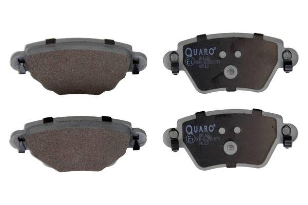 Bremsbelagsatz Scheibenbremse QUARO QP1666