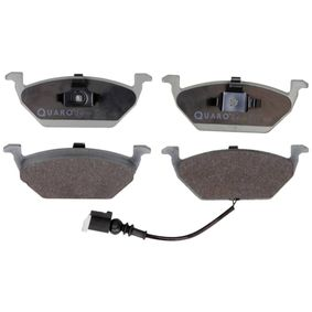 QP2226 QUARO con sensor de desgaste incorporado Altura: 54,7mm, Ancho: 146mm, Espesor: 19,7mm Juego de pastillas de freno QP2226 a buen precio