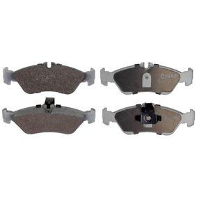 VW LT 28 rear brake pads 2D0698451D New genuine VW part