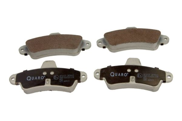 FORD USA CONTOUR 1998 Bremsklötze - Original QUARO QP3237 Höhe: 53,6mm, Breite: 116mm, Dicke/Stärke: 15,7mm