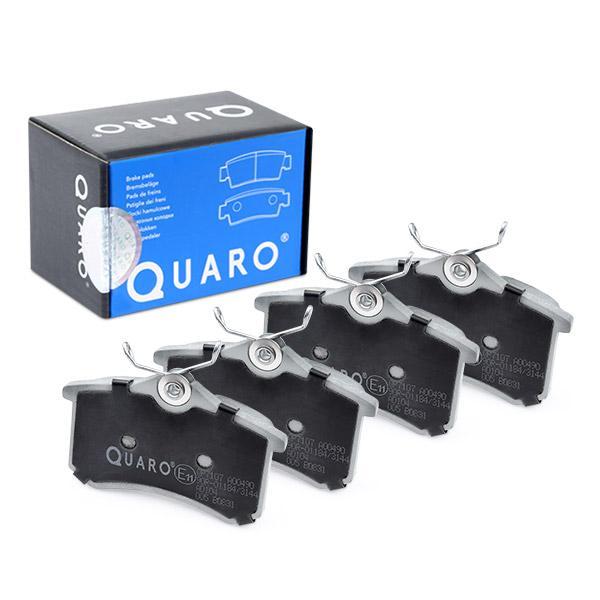 QP7107 Bremsbeläge QUARO QP7107 - Große Auswahl - stark reduziert