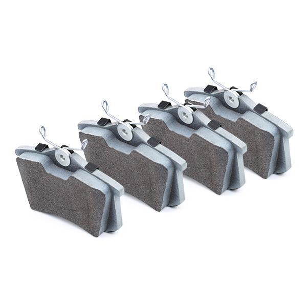 QP7107 Bremsbelagsatz QUARO - Markenprodukte billig
