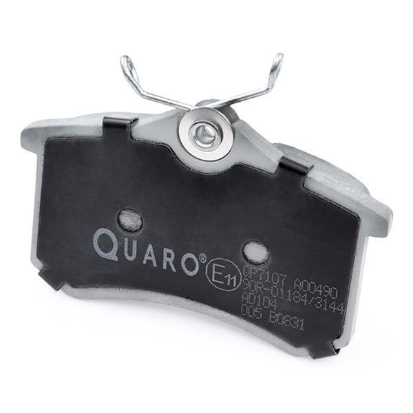 QP7107 Bremsklötze QUARO Erfahrung