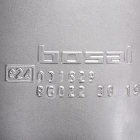 Bosal 190-619 Silencieux arri/ère