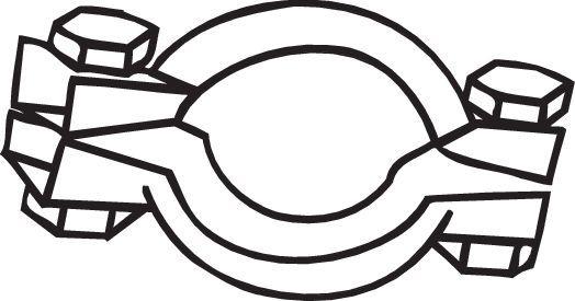 BOSAL 254-355 () : Pièces d'échappement Renault Kangoo kc01 2012