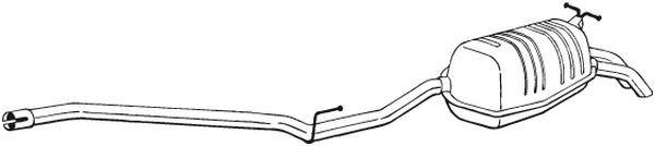 Esd BOSAL 289-119