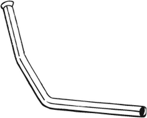 Hosenrohr BOSAL 777-001