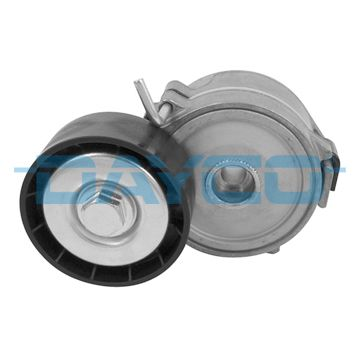 Car spare parts LAND ROVER RANGE ROVER EVOQUE 2013: Belt Tensioner, v-ribbed belt DAYCO APV2464 at a discount — buy now!