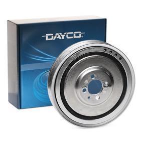 Купете DPV1046 DAYCO Ремъчна шайба, колянов вал DPV1046 евтино
