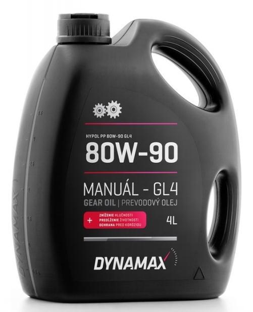 DYNAMAX Växellådeolja 80W-90, 80W-90, Mineralolja, Innehåll: 4l 501625 VESPA