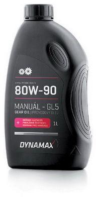 DYNAMAX Växellådeolja 80W-90, 80W-90, Mineralolja, Innehåll: 1l 501626 VESPA