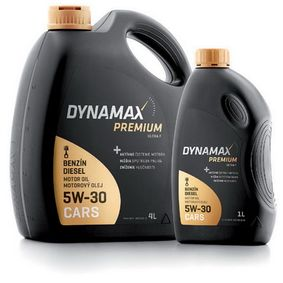 501998 DYNAMAX PREMIUM, ULTRA F 5W-30, 1l, Synthetiköl Motoröl 501998 günstig kaufen