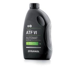 Įsigyti ir pakeisti greičių dėžės alyva DYNAMAX 502011