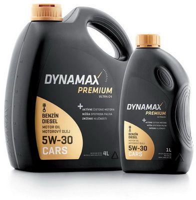 Motoröl DYNAMAX 502039