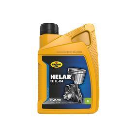 32496 KROON OIL HELAR, FE LL-04 0W-20, 1l, Synthetiköl Motoröl 32496 günstig kaufen
