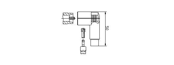 Original SUBARU Zündverteiler und Einzelteile 13254