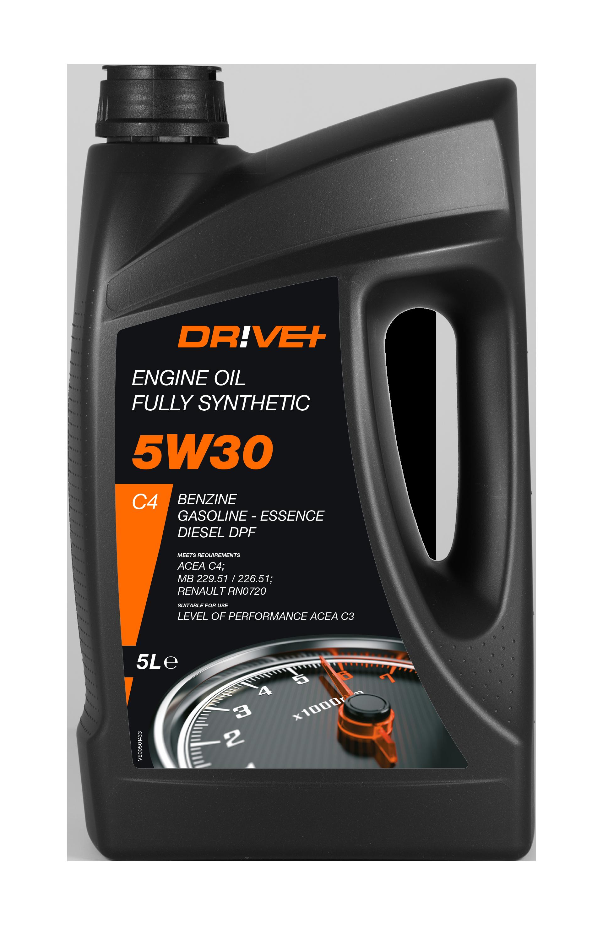 Motorenöl Dr!ve+ DP3310.10.102
