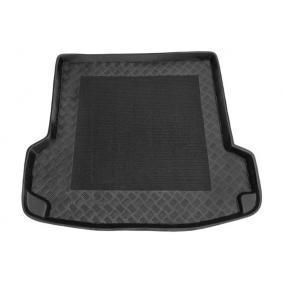 101504M REZAW PLAST Menge: 1, Kofferraum, schwarz, Gummi, für Fahrzeuge mit einfachem Ladeboden Kofferraumwanne 101504M günstig kaufen