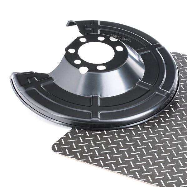 Acheter Déflecteur disque de frein RIDEX 1330S0011 à tout moment