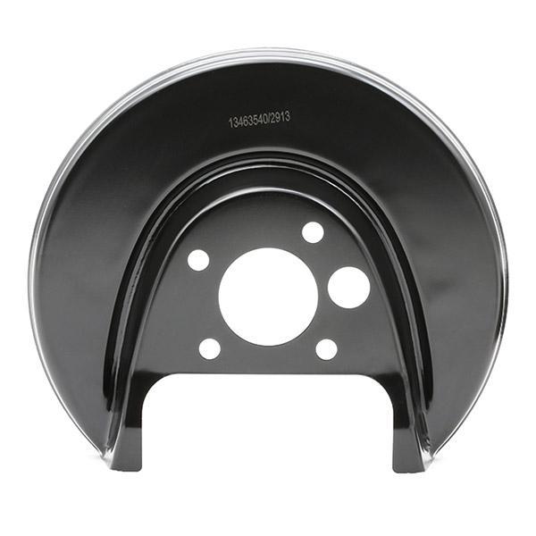 1330S0019 Bremsankerblech RIDEX - Markenprodukte billig