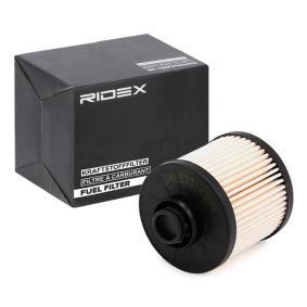 9F0157 RIDEX Filtereinsatz Kraftstofffilter 9F0157 günstig kaufen