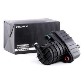 9F0184 RIDEX mit Anschluss für Wassersensor Kraftstofffilter 9F0184 günstig kaufen