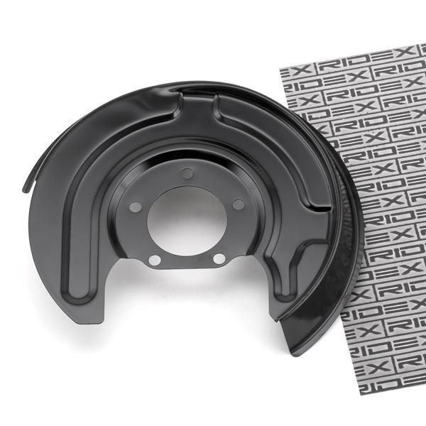 RIDEX: Original Bremsscheiben Schutzblech 1330S0025 ()