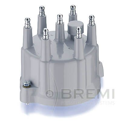 BREMI: Original Verteilerkappe 6553 (PP (Polypropylen))
