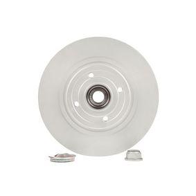 E190R02C03100065 BOSCH Voll, beschichtet, mit Radlager, mit ABS-Sensorring Ø: 270mm, Lochanzahl: 4, Bremsscheibendicke: 10mm Bremsscheibe 0 986 479 E71 günstig kaufen