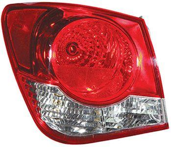 Buy original Rear tail light VAN WEZEL 0820931