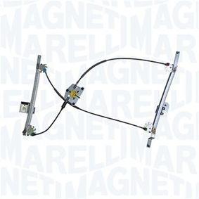 AC1736 MAGNETI MARELLI vorne rechts, Betriebsart: elektrisch, ohne Elektromotor Türenanz.: 3 Fensterheber 350103173600 günstig kaufen