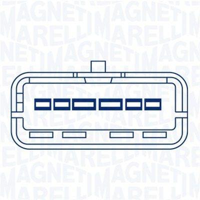350103175700 Elektromotor, Fensterheber MAGNETI MARELLI - Markenprodukte billig
